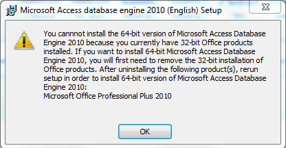 Trick #2 cannot install the 64-bit version of Microsoft