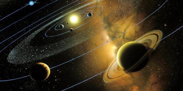 Beberapa Fakta Menarik Tentang Tata Surya Kita Spacenesia