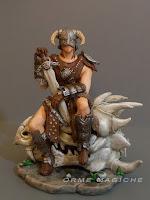 modellino soldato statuette su commissione action figures personalizzate milano orme magiche