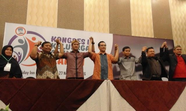 Kongres KA KAMMI Di Bandung Hasilkan Sembilan Presidium Nasional