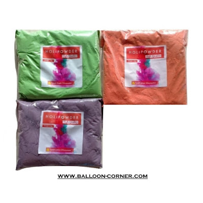 Holi Powder / Tepung Warna (Murah)