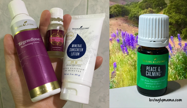 essential oils - benefits of essential oils - young living essential oils - uses of essential oils - bacolod blogger - bacolod mommy blogger - Young Living personal care products