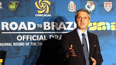 Calendario Hexagonal Final CONCACAF Brasil 2014