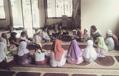 pengajian anak anak gubrak indonesia
