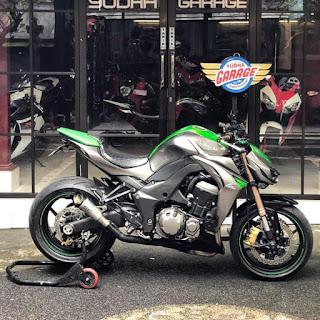 FS: Kawasaki Z-1000 Sugomi, 2014/ 2015, special edition