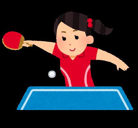 東京オリンピック2020 卓球のメダリスト一覧