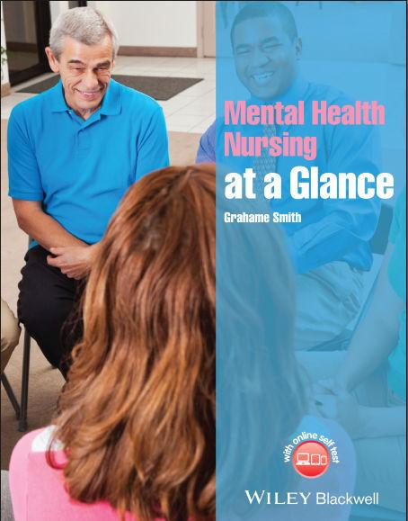 Mental Health Nursing at a Glance, 1st Edition (2015) [PDF]