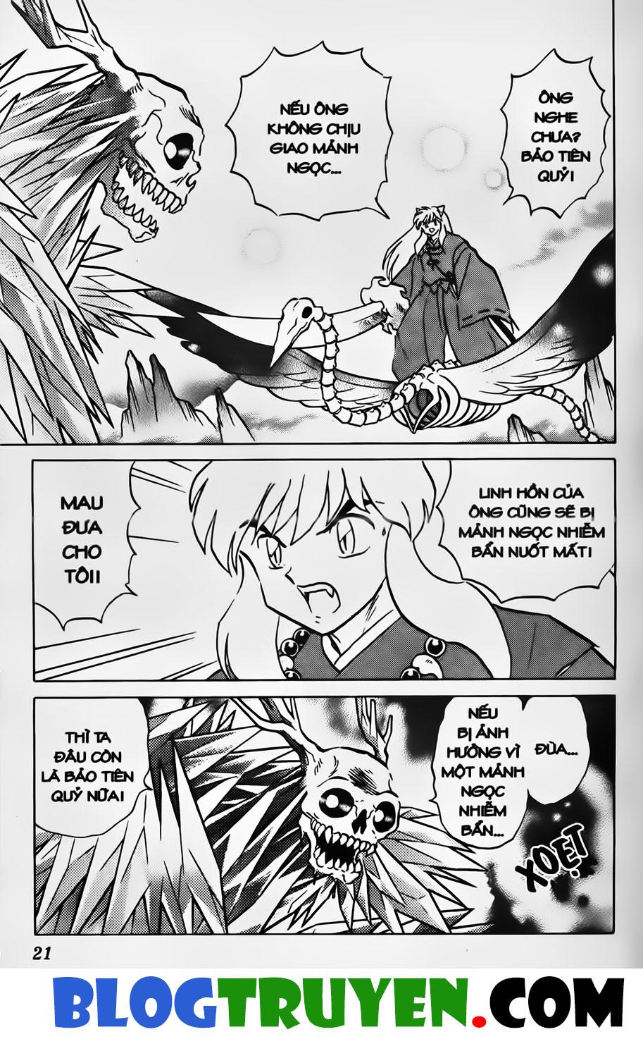 Inuyasha vol 33.1 trang 19