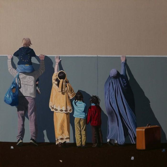 Картины, свободные от условностей. Antonio Cacciatore