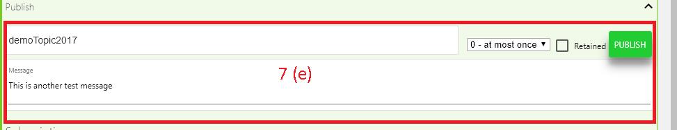 MONIR THOUGHT: Eclipse Paho Java Client (MQTT client