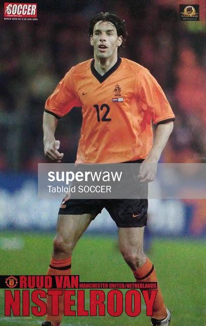 Ruud Van Nistelrooy Netherlands