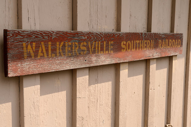 Walkersville Southern Railroad