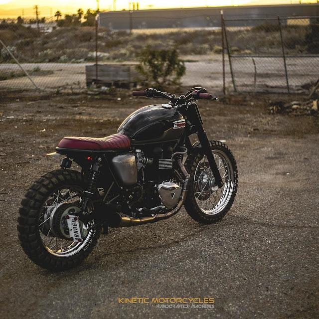Kinetic Motorcycles