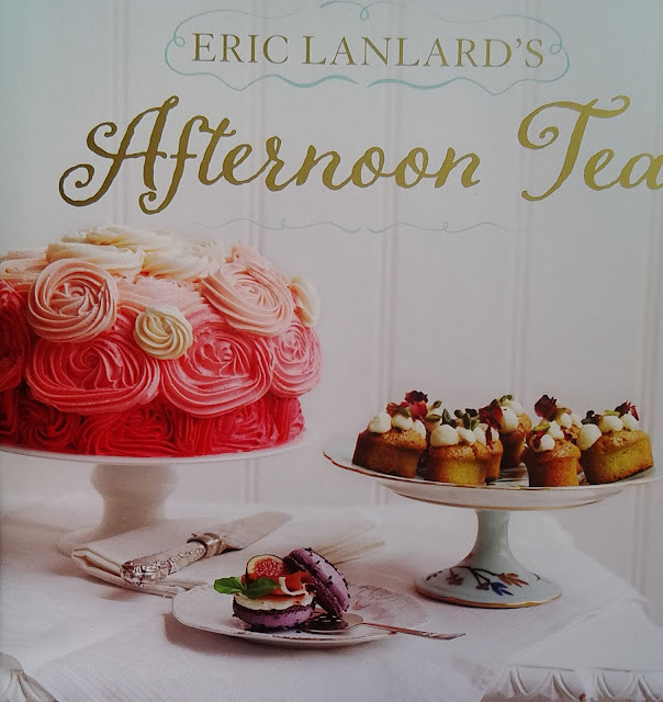 Afternoon Tea, Eric Lanlard, recipes