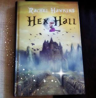 """""""Hex Hall"""" de Rachel Hawkins"""