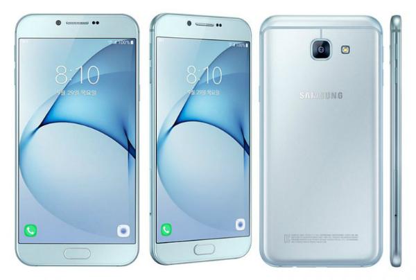 سامسونغ تكشف رسميا عن هاتفها الجديد غالاكسي A8