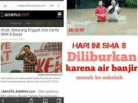 DPR: Jakarta Banjir Lagi, Ahok Jangan Angkuh dan Sombong!