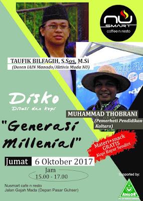 IMG 20171005 WA0021 - NUsmart- Diskusi Dan Kopi Untuk Pemuda Millenial