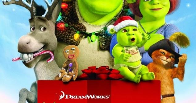 Shrek Weihnachten