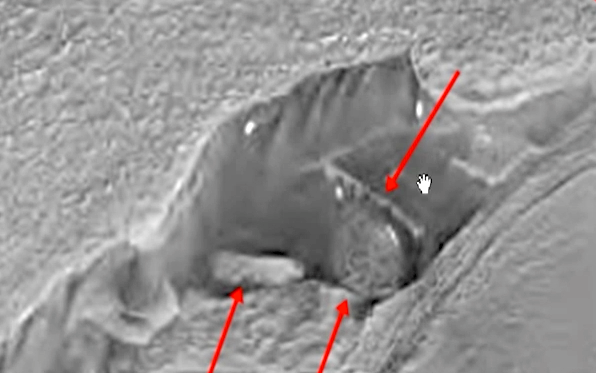 UFO SIGHTINGS DAILY: Updated: Alien Building Found On Mars ...