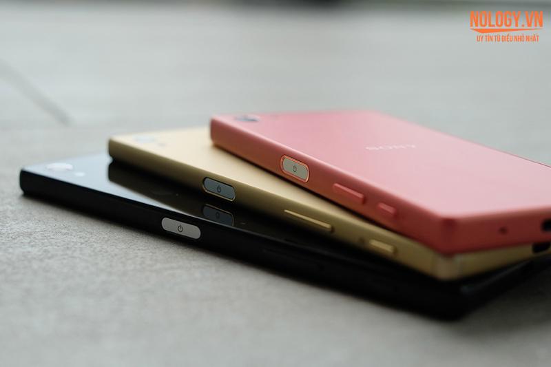 Cấu hình Sony Xperia Z5 Nhật