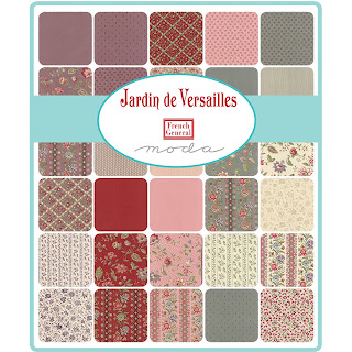 Moda Jardin de Versailles Fabric by French General