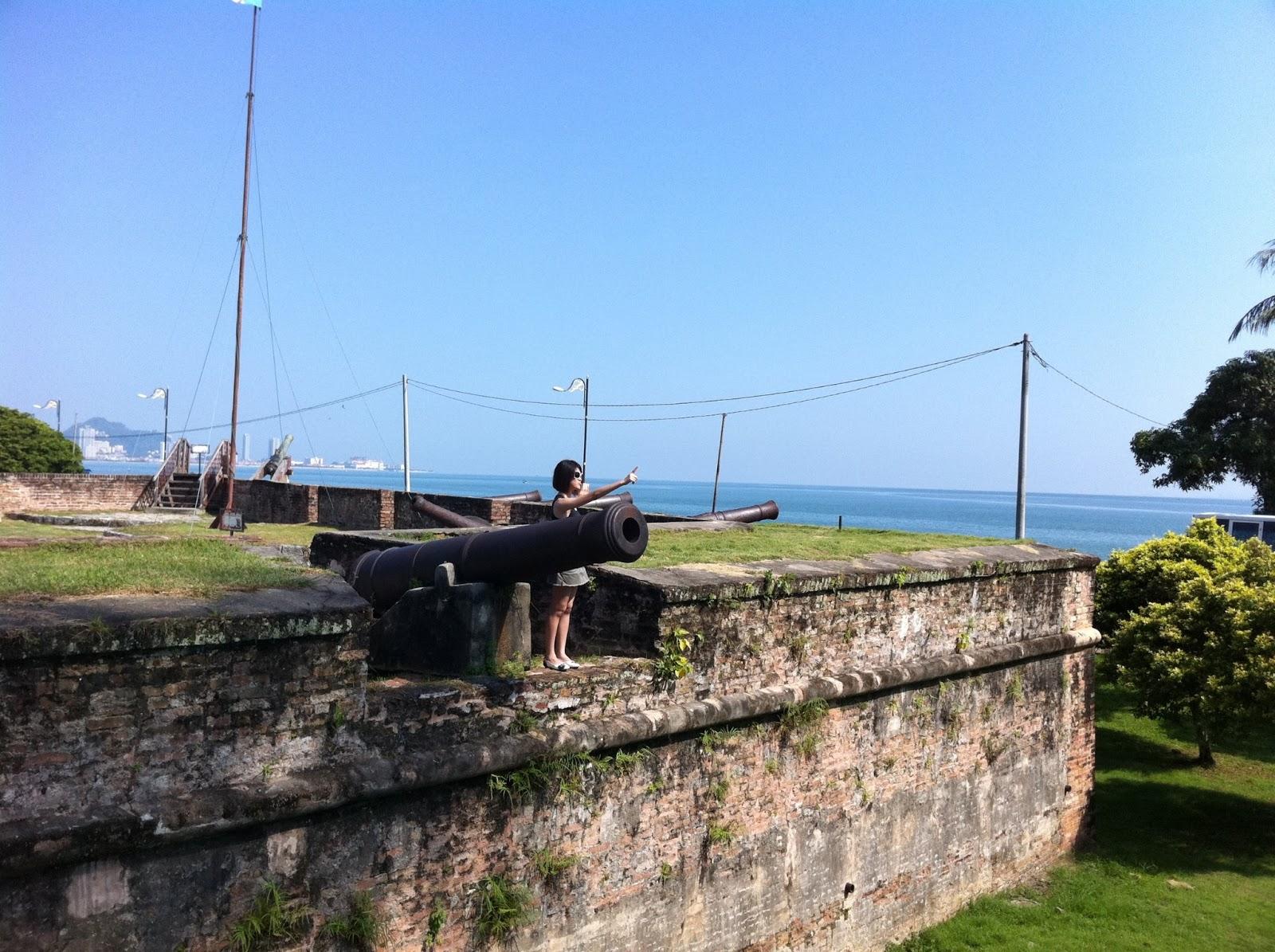 Image result for Fort Cornwallis