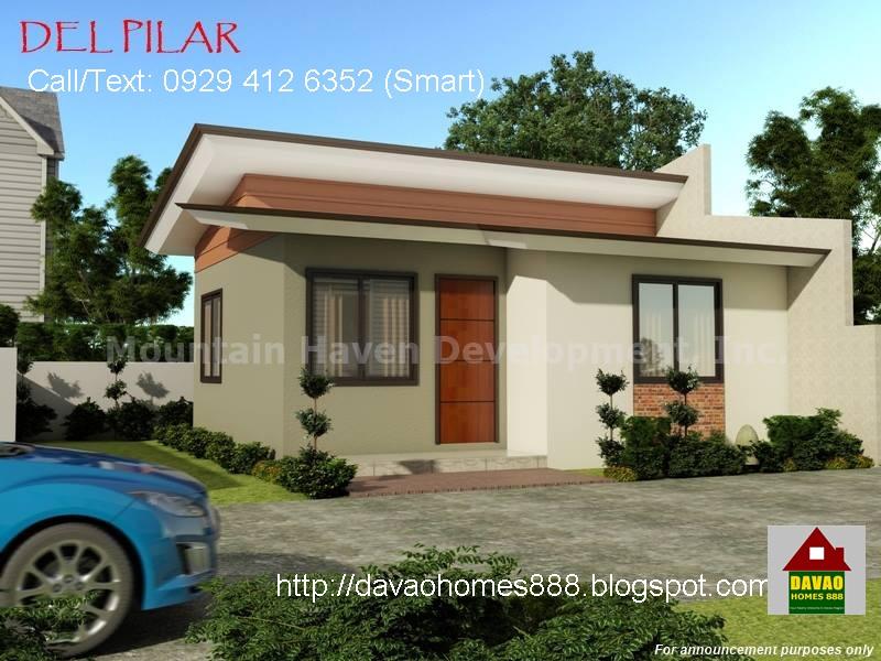 Davao homes 888 hidalgo homes cabantian davao city - Camella homes bungalow house design ...