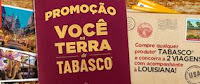 Promoção Você na Terra de Tabasco promocaotabasco.com.br