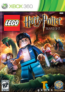 LEGO Harry Potter: Years 5-7 (X-BOX360) 2011