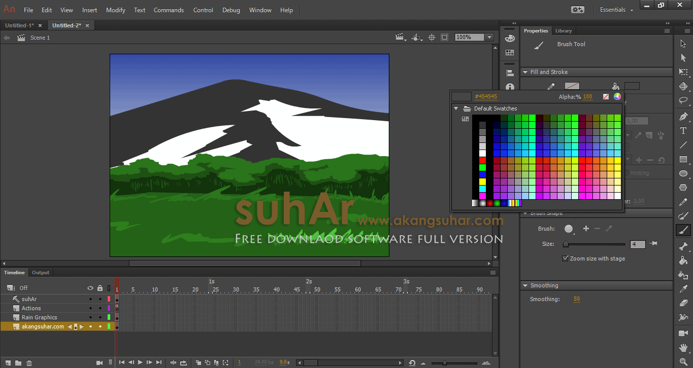 Adobe Animate CC 2018 Full Version