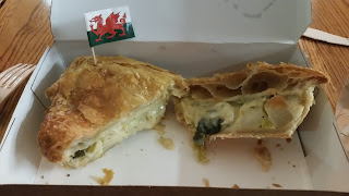 Square Pie Wales Rugby Pie Review