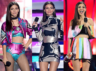 Victoria Justice Outfits Teen Choice Awards 2016