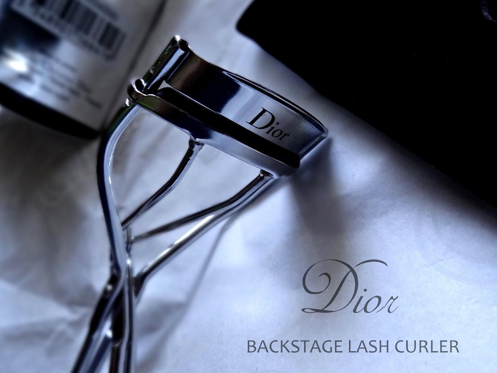 Dior Backstage Lash Curler