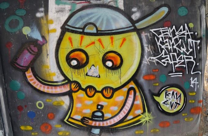 Jogja Graffiti: Jogja Street Graffiti Artworks Open Documentation Project
