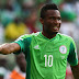 Rohr names Mikel Obi, 22 others for battles with Cameroon