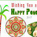 HAPPY PONGAL GREETINGS 2017