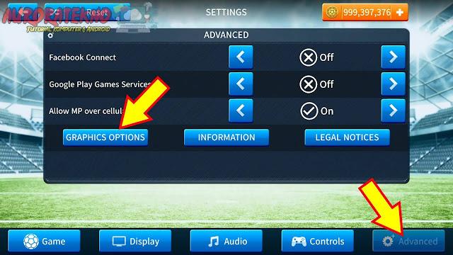Yes Berhasil!!! Cara Mengatasi Lag Dream League Soccer