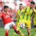 Benfica perde dentro de casa e vê o título português ficar muito distante