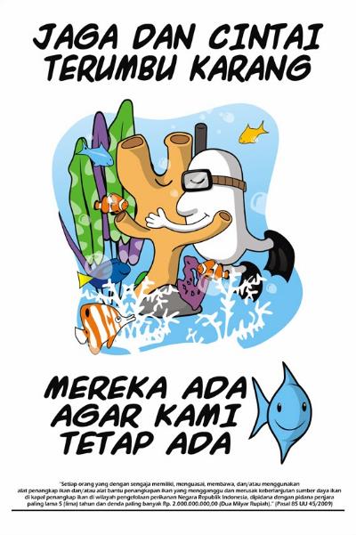 50 Contoh Slogan dan Gambar Poster Bertema Lingkungan