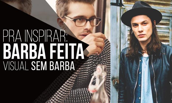 edd82bb951 Macho Moda - Blog de Moda Masculina  Barba Feita  Inspirações de ...