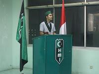 HMI Komisariat UPI YPTK Padang Gelar Forum Basic Training (LK1) Peserta Mencapai 52 Orang