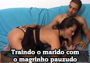 Xvideos Brasil – Casada fudendo com negao