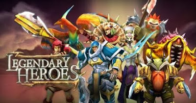 Legendary Heroes apk