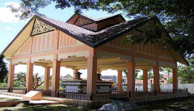 Tomb of Sultan Iskandar Muda
