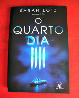 O quarto dia, Sarah Lotz, Editora Arqueiro