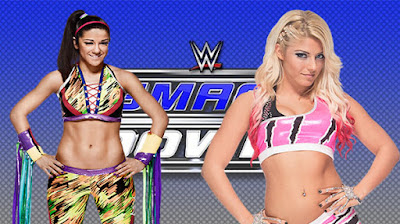 There is potential for Bayley and Alexa Bliss to join up with the main roster with the upcoming draft