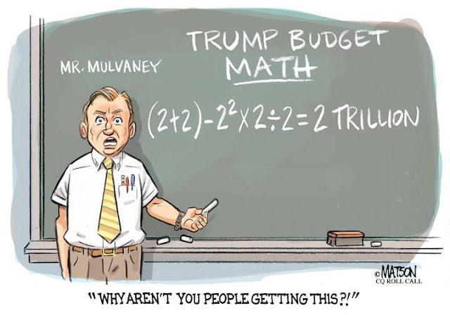 Mr. Mulvaney at chalkboard titled