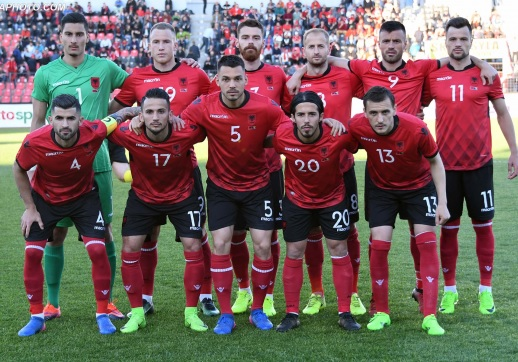 Albania to play a friendly with Jordan on October 10
