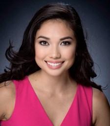 Allison Carol Nanea Chu - candidate miss america 2017